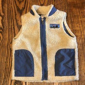 Patagonia Baby Retro-X Fleece Vest